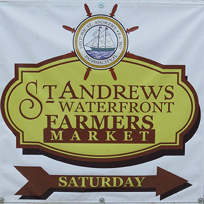 St. Andrews Waterfront Market
