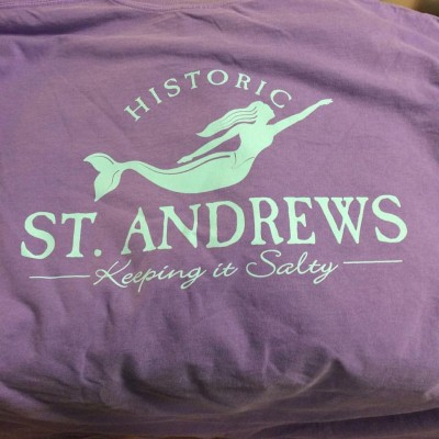 Keep St Andrews Salty