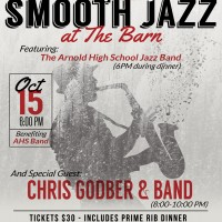 A Night of Smooth Jazz at The Barn