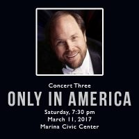 """Panama City POPS Orchestra """"Only in America"""""""