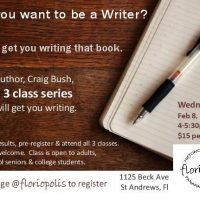 So You Want To Be A Writer: Series Hosted by Craig Bush
