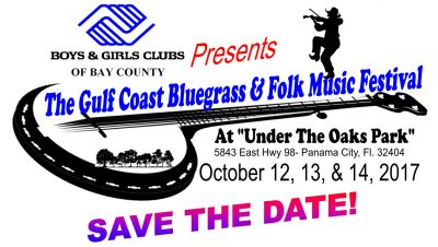 Gulf Coast Bluegrass & Folk Music Festival