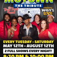 MOTOWN - The Tribute
