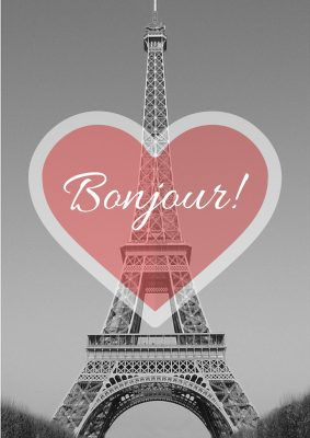 Bonjour! Basic French Class