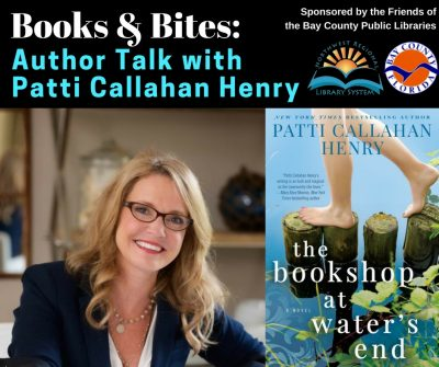 Books & Bites: Author Talk with Patti Callahan Henry