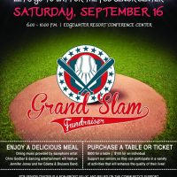 POSTPONED: PCB Senior Center Grand Slam Fundraiser...