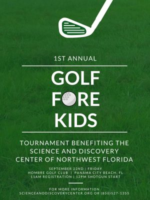 1st Annual Golf Fore Kids Tournament