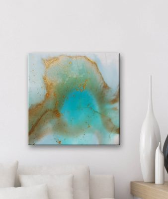 Abstract: Artwork by 30a Artist Studios
