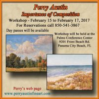 "Perry Austin ""The Importance of Composition"" Works..."
