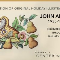 JOHN ALCORN - Original Holiday Illustrations