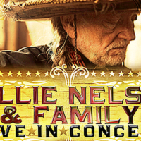 Rescheduled Willie Nelson and Family