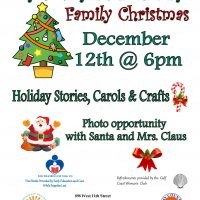Bay County Public Library Family Christmas