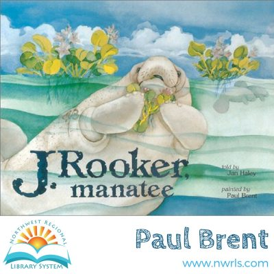 J. Rooker Manatee with Paul Brent