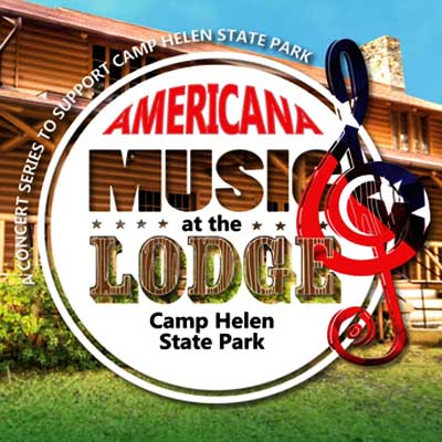 Americana Concerts at CampHelen State Park