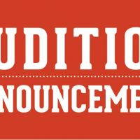 Auditions: 25th Annual Putnam County Spelling Bee and Lucky You