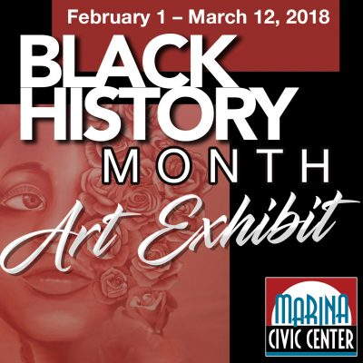 BLACK HISTORY MONTH - Art Exhibition
