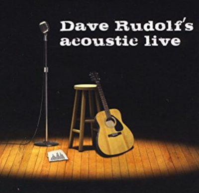 Dave Rudolf's acoustic live