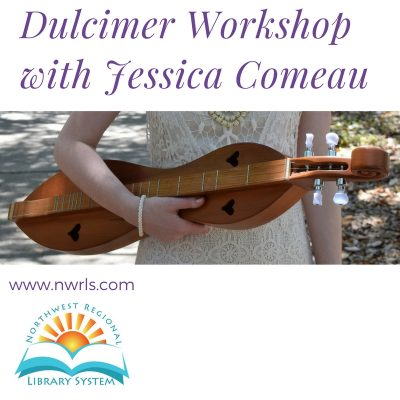 Dulcimer Workshop with Jessica Comeau