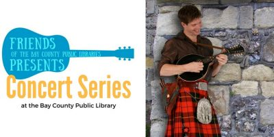 Friends Presents Concert Series: The Kilted Man