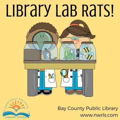 Library Lab Rats: Slime Science