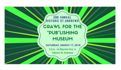2nd Annual Crawl for the PUBlishing Museum