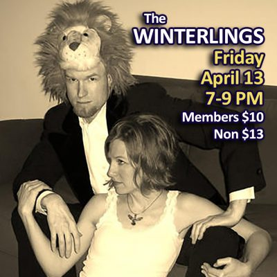 MUSIC in the MAIN - The WINTERLINGS