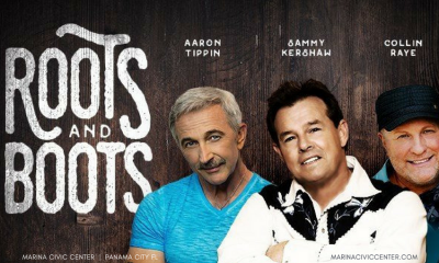 Roots & Boots - Aaron Tippin, Sammy Kershaw, Collin Raye