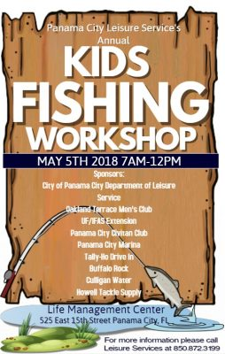 Kids Fishing Workshop