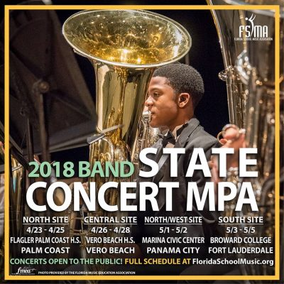 Florida Bandmasters Association State Music Perfor...