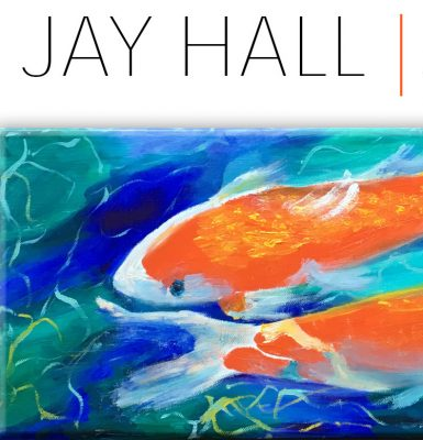 JAY HALL - Sheer Joy, Pure Happiness
