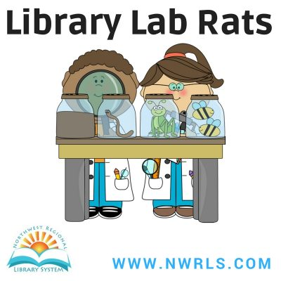 Library Lab Rats: Earth Science