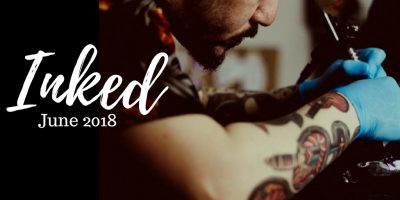 Inked Art Exhibit