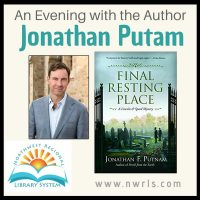 An Evening with Author, Jonathan F. Putnam