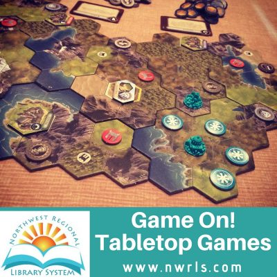 Game On! Tabletop Games