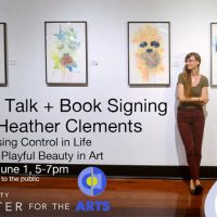 Heather Clements - Artist Talk & Book Signing