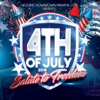 Salute to freedom