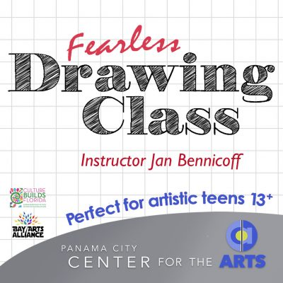 Fearless DRAWING CLASS