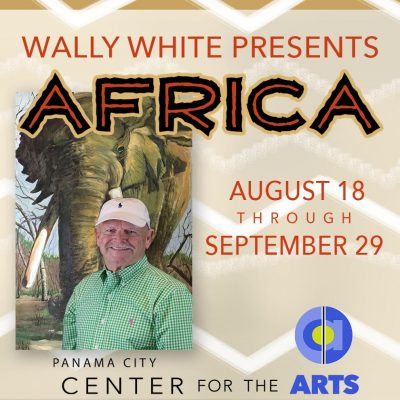 WALLY WHITE Presents AFRICA