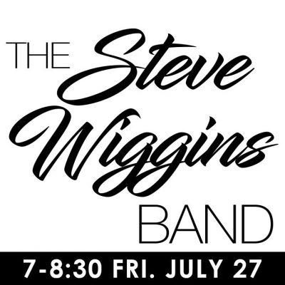 MUSIC in the MAIN - The Steve Wiggins Band