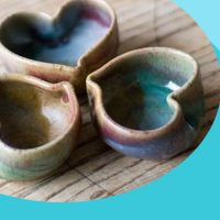 HANDBUILD POTTERY CLASS for BEGINNERS