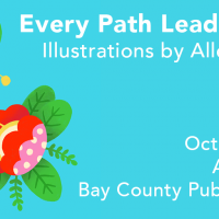 Every Path Leads Home: Illustrations by Alley Tretter