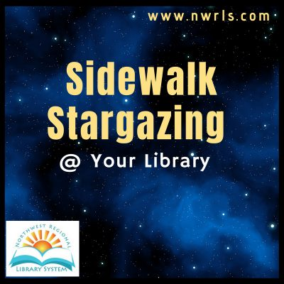 Sidewalk Stargazing @ Your Library