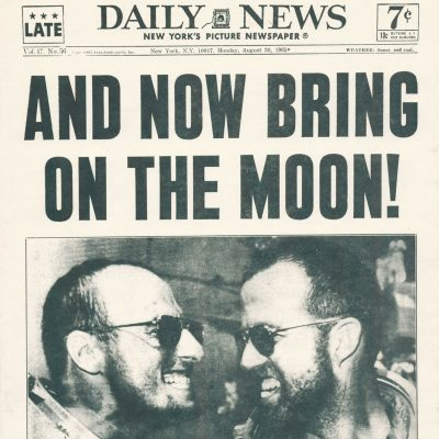Back to the Moon: Collecting the Space Race