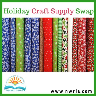 Holiday Craft Supply Swap