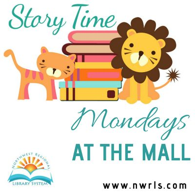 Storytime Mondays at the Panama City Mall