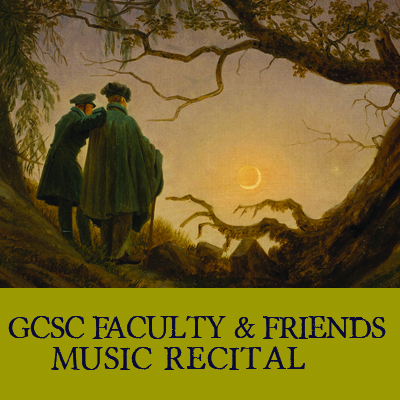 GCSC Faculty and Friends Music Recital