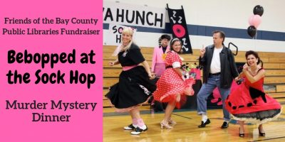 Friends Fundraiser: Bebopped at the Sock Hop Murde...