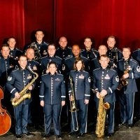 USAF Band of the West Dimensions in Blue Jazz Ensemble