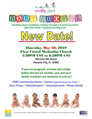 Healthy Start's World's Greatest Baby Shower
