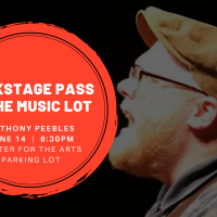 Backstage Pass at The Music Lot: Anthony Peebles sponsored by Southern Supply and Safety